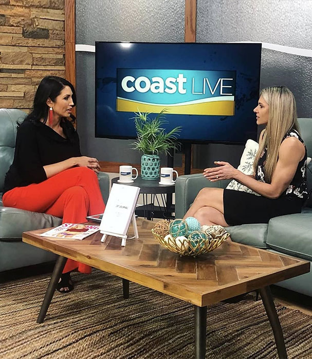 Jill Bunny News Interview